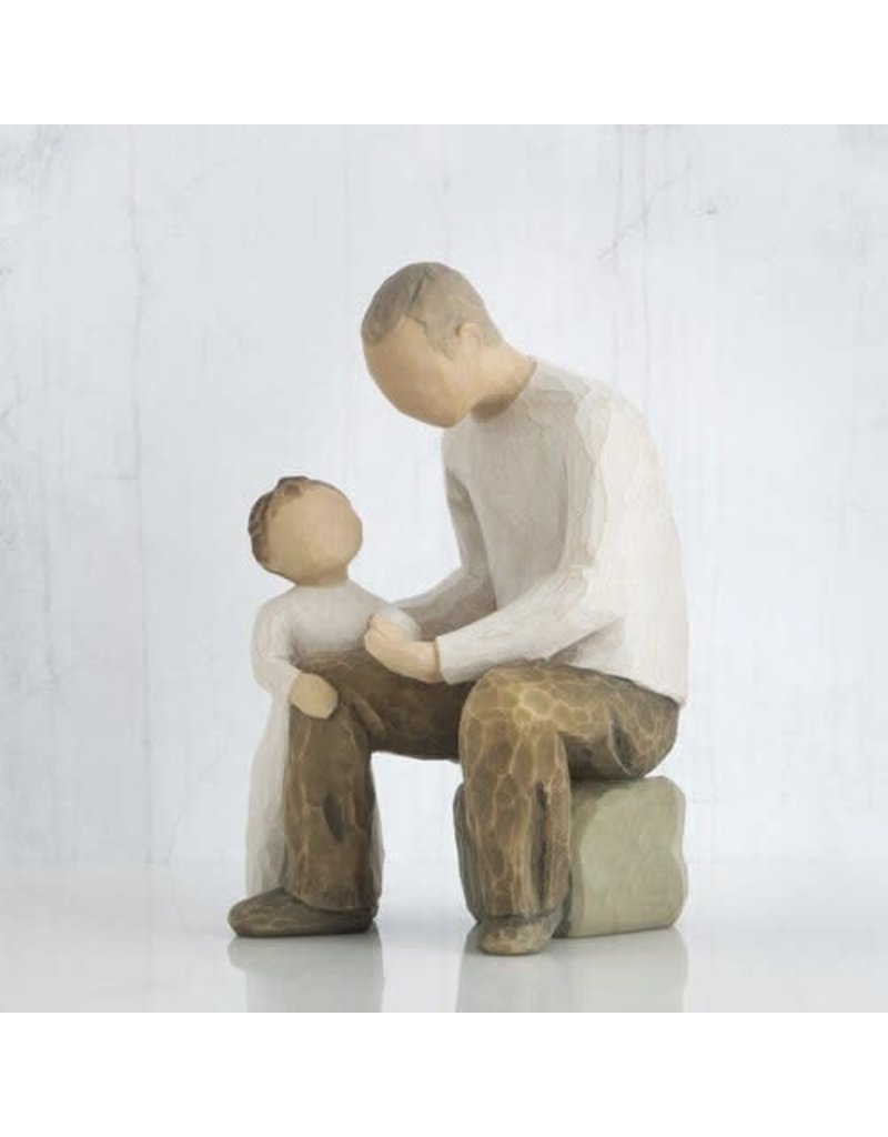 Willow Tree Grandfather Figure