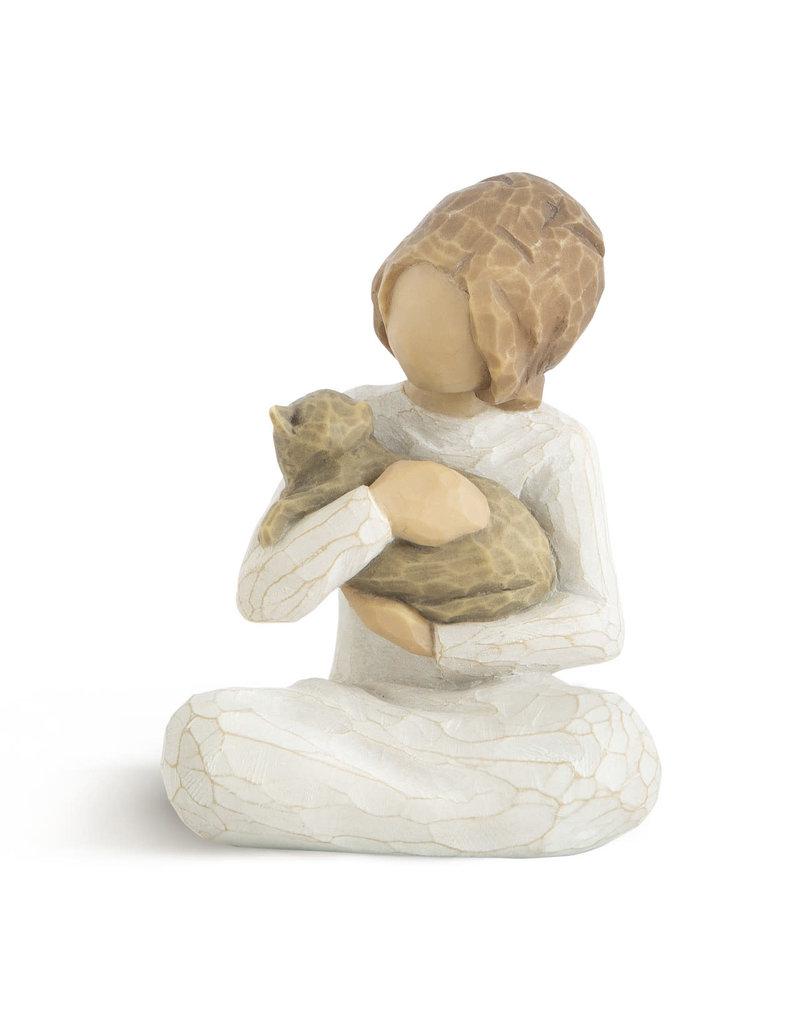 Willow Tree Kindness (Girl) Figure