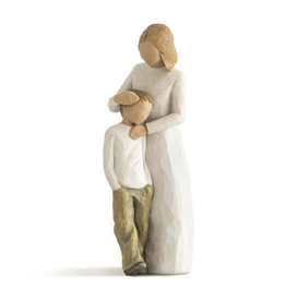 Willow Tree Mother and Son Figure