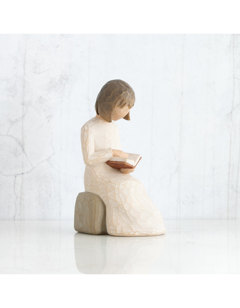 Willow Tree Wisdom Figure