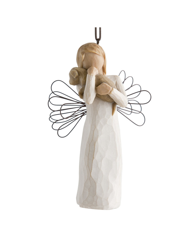 Willow Tree Angel of Friendship Orn