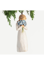 Willow Tree Forget Me Not Ornament