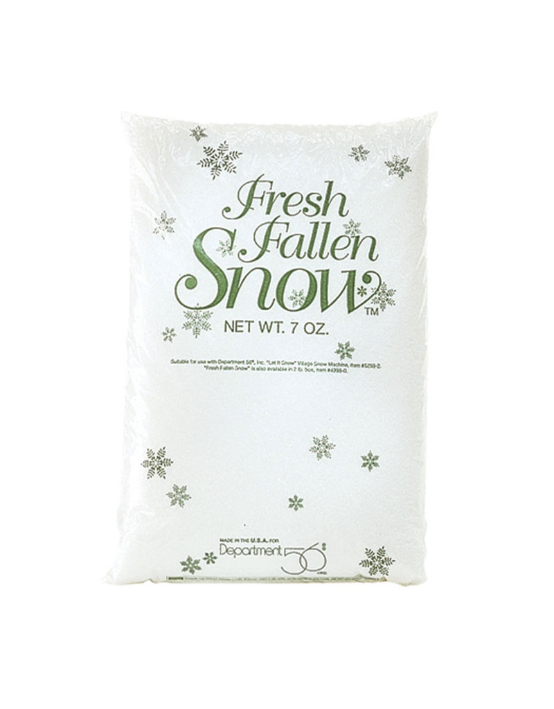 Department 56 Fresh Fallen Snow by Department 56