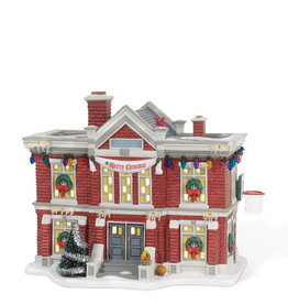 Department 56 Cleveland Elementary School for A Christmas Story Village