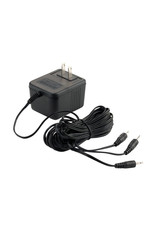 Department 56 Black AC/DC Adapter for Halloween Village