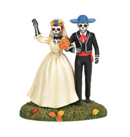 Eternal Love for Halloween Village