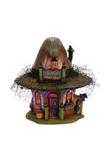 Department 56 Hattie's Hat Shop for Halloween Village