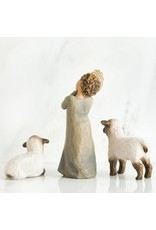 Willow Tree Little Shepherdess Set of 3