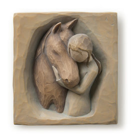 Willow Tree Quiet Strength Plaque