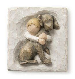 Willow Tree Hug Plaque
