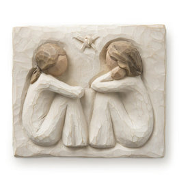 Willow Tree Friendship Plaque