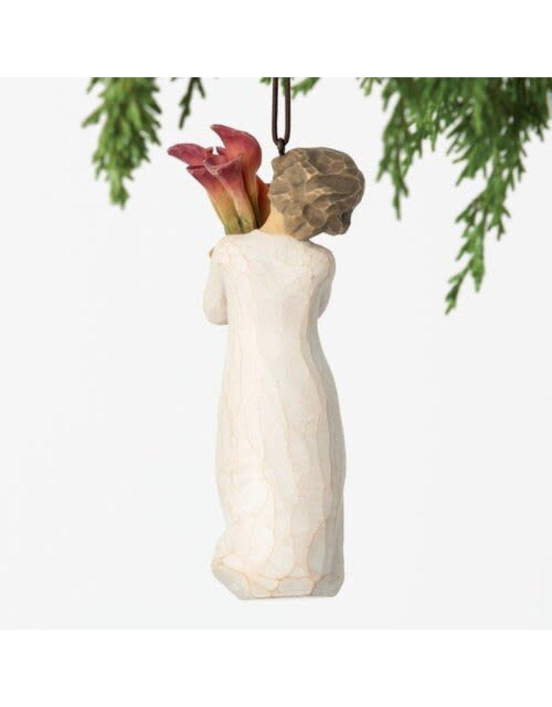 Willow Tree Bloom Ornament