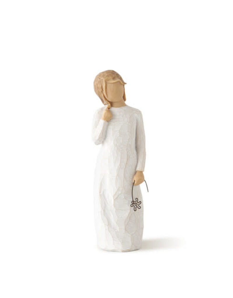 Willow Tree Remember Figure