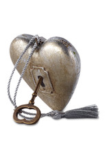 Our First Christmas Art Heart