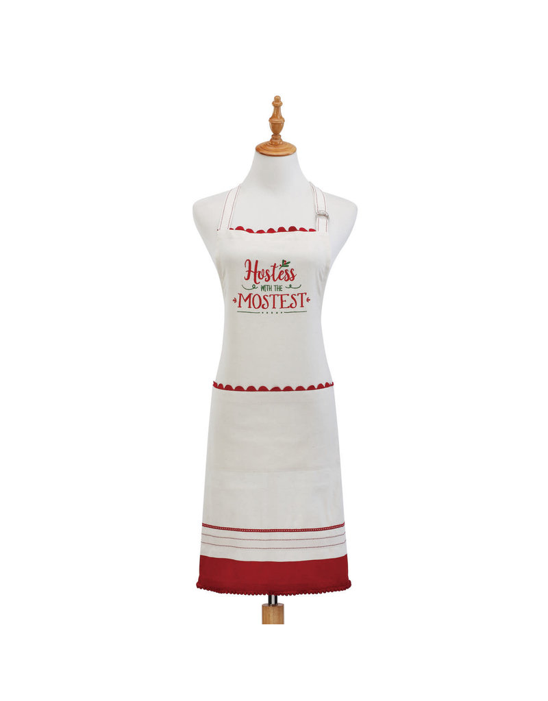 Hostess with the Mostest Apron