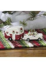 Christmas Vacation S&P Shaker Set of 2