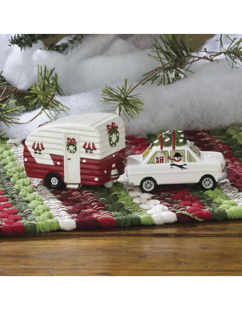 Christmas Vacation S&P Shaker Set of 2