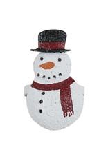 Snowman Napkin Ring