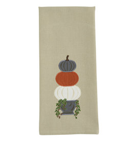 Pumpkin Stack Towel