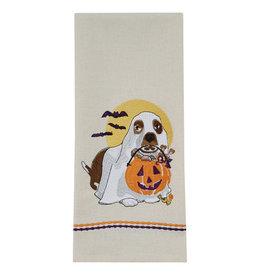Ghost Dog Towel