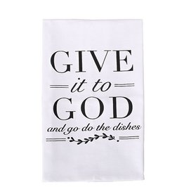Give it to God Towel