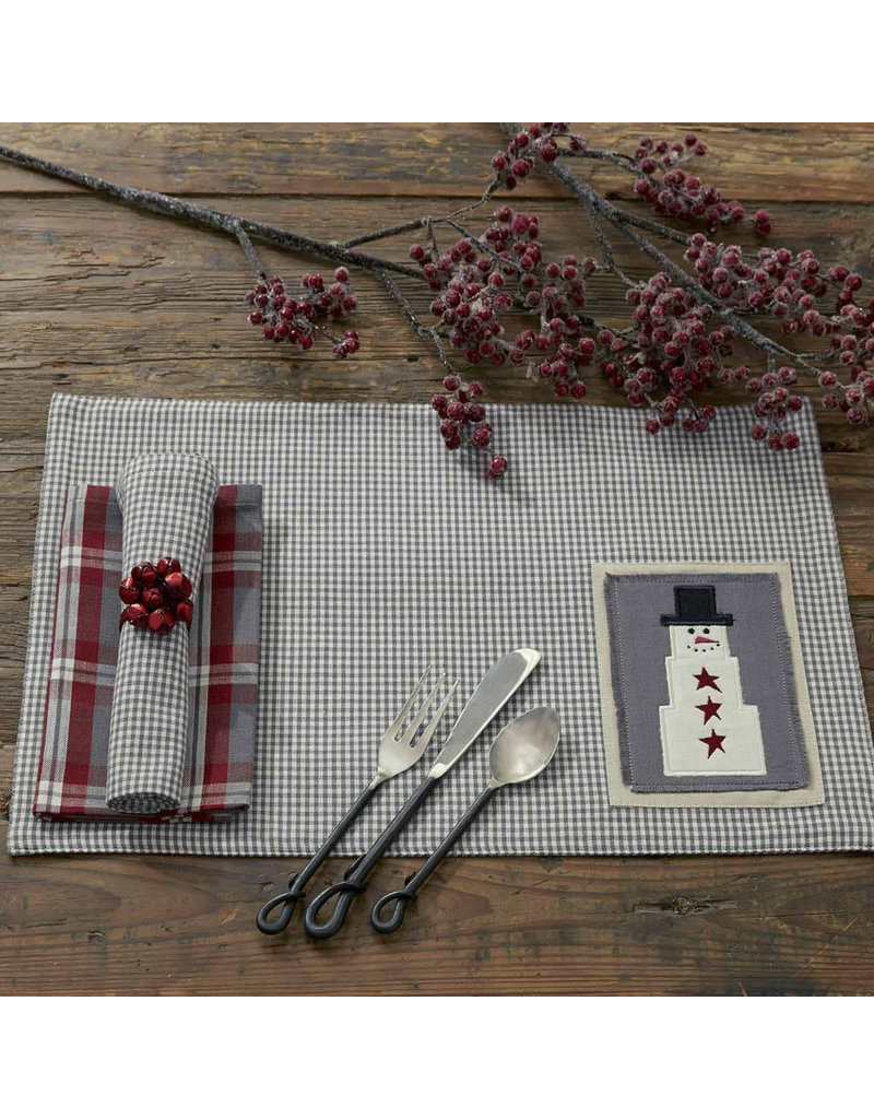 Holiday Snowman Placemat