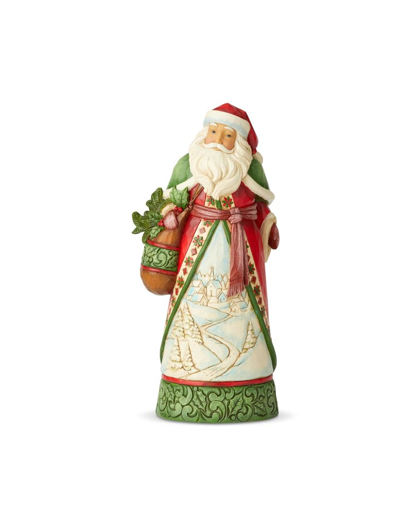 Jim Shore Christmas is Calling