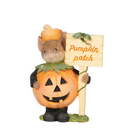 Tails with Heart Pumpkin Spice Mice