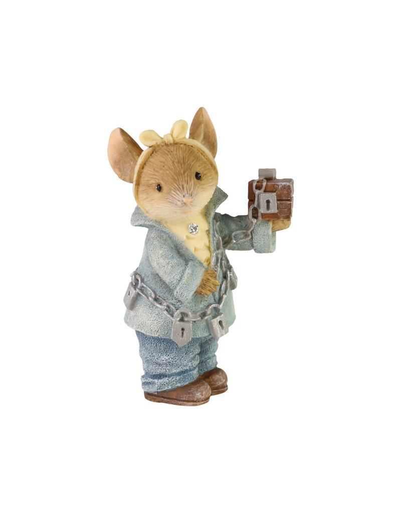 Tails with Heart Jacob Marley Mouse