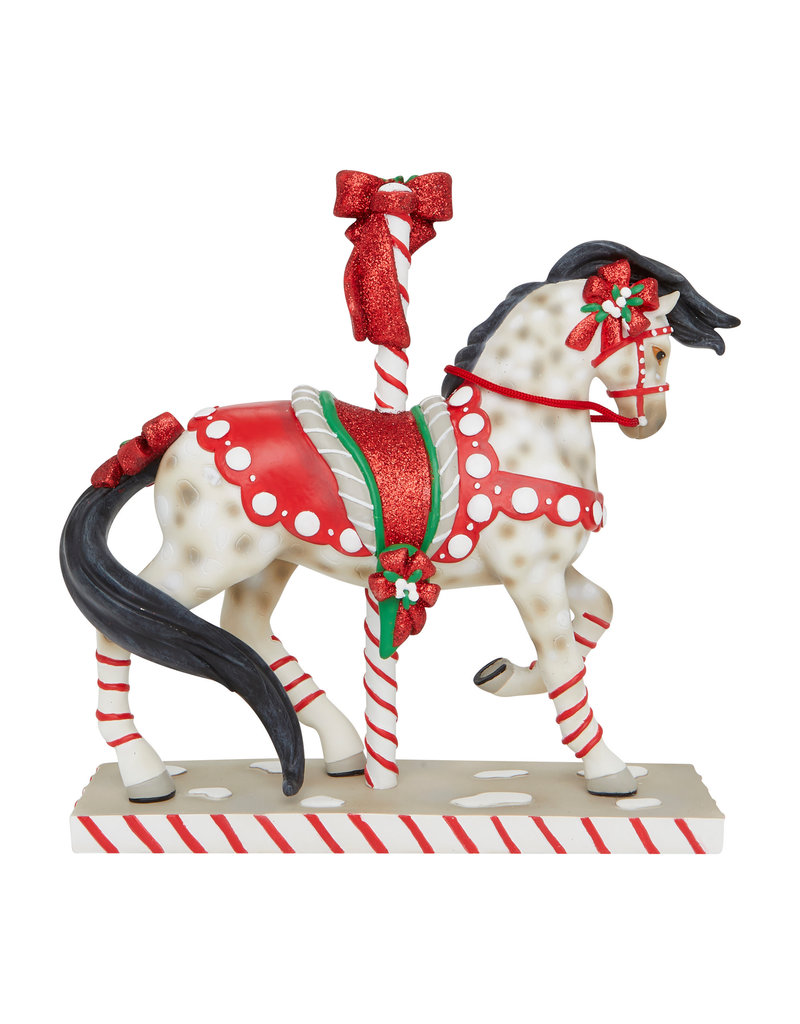 Trail of Painted Ponies Peppermint Sticks Figure