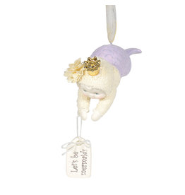 Snowbabies Lets Be Mermaids Ornament