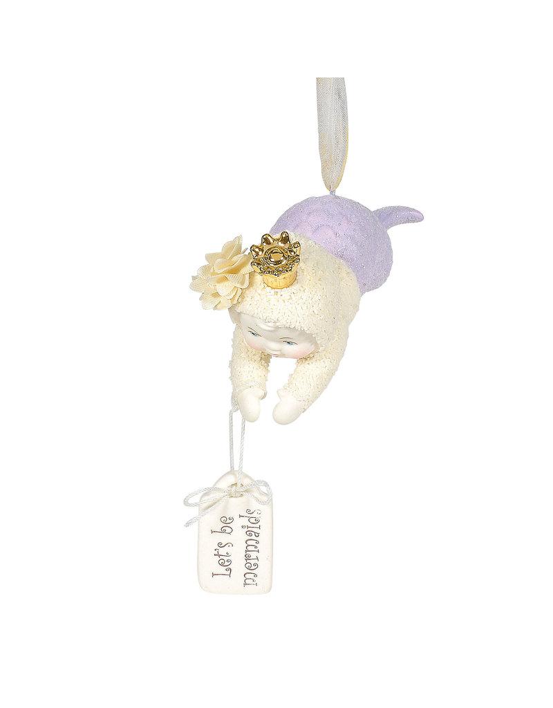 Snowbabies Lets Be Mermaids Ornament