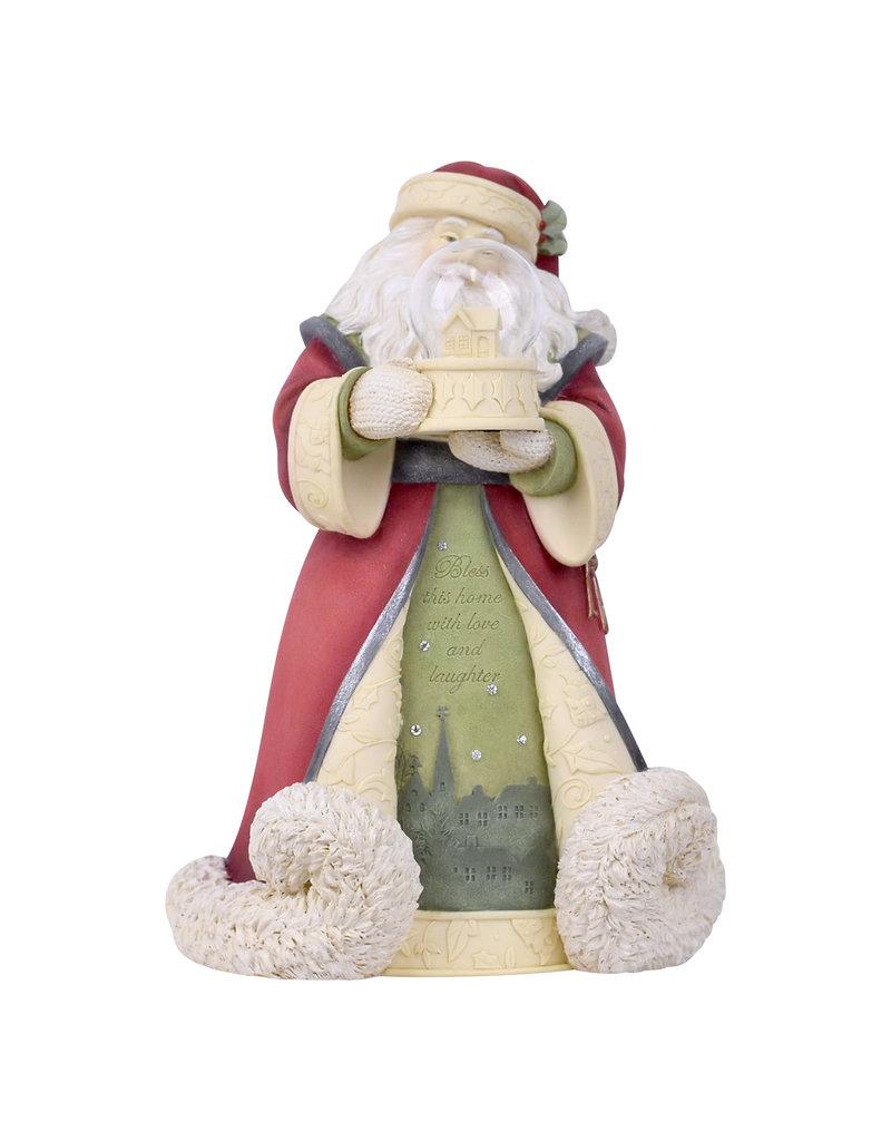 Bless This Home Santa