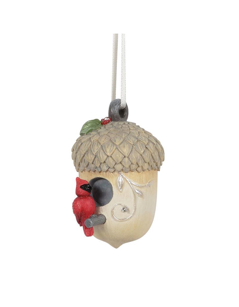 Woodland Cardinal Ornament