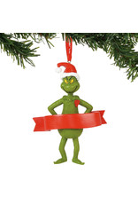 Personalizable  Grinch with Heart