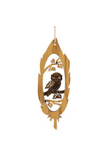 Christmas Crafts Owl on Branch