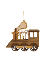 Christmas Crafts Locomotive