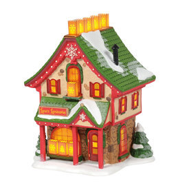 Department 56 Luna's Luminaries for North Pole Village