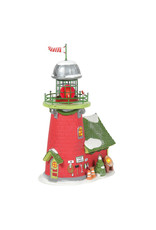 Department 56 Rudolph's Blinking Beacon for North Pole Village