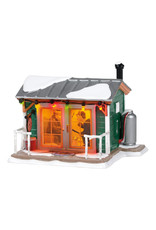 Department 56 Home Sleet Home Fish Shack for Snow Village