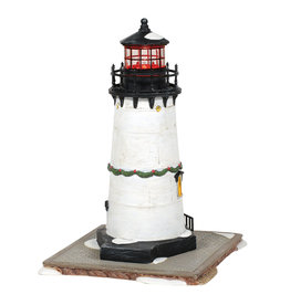 Department 56 Edgartown Harbor Light for New England Village