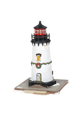 Department 56 Edgartown Harbor Light for New England Village