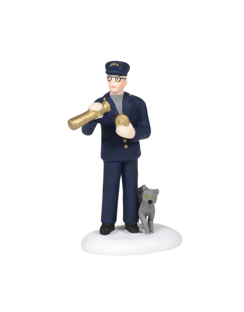 Department 56 Looking for Purrfect Weather for New England Village