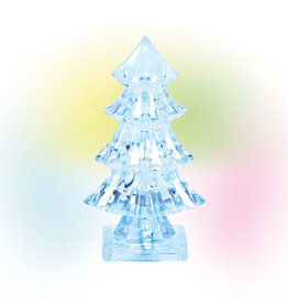 Department 56 Lit Ice Castle Tree for Department 56 Village