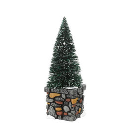 Department 56 Limestone Topiaries Set of 2 for Department 56 Village