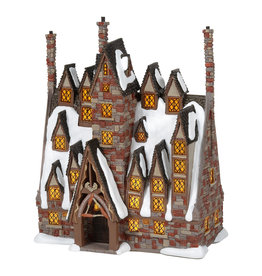 Department 56 The Three Broomsticks for Harry Potter Village