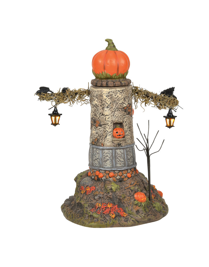 Department 56 Midnight Fright Light for Halloween Village