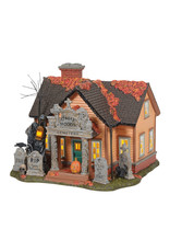 Department 56 The Cemetery House for Halloween Village