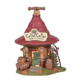 Department 56 Celia's Cellar for Halloween Village