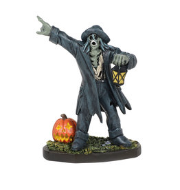 Department 56 Haunted Watchman for Halloween Village